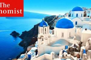 """Kalo taxidi"", εύχεται ο Economist και προβλέπει ρεκόρ αφίξεων τουριστών στην Ελλάδα."